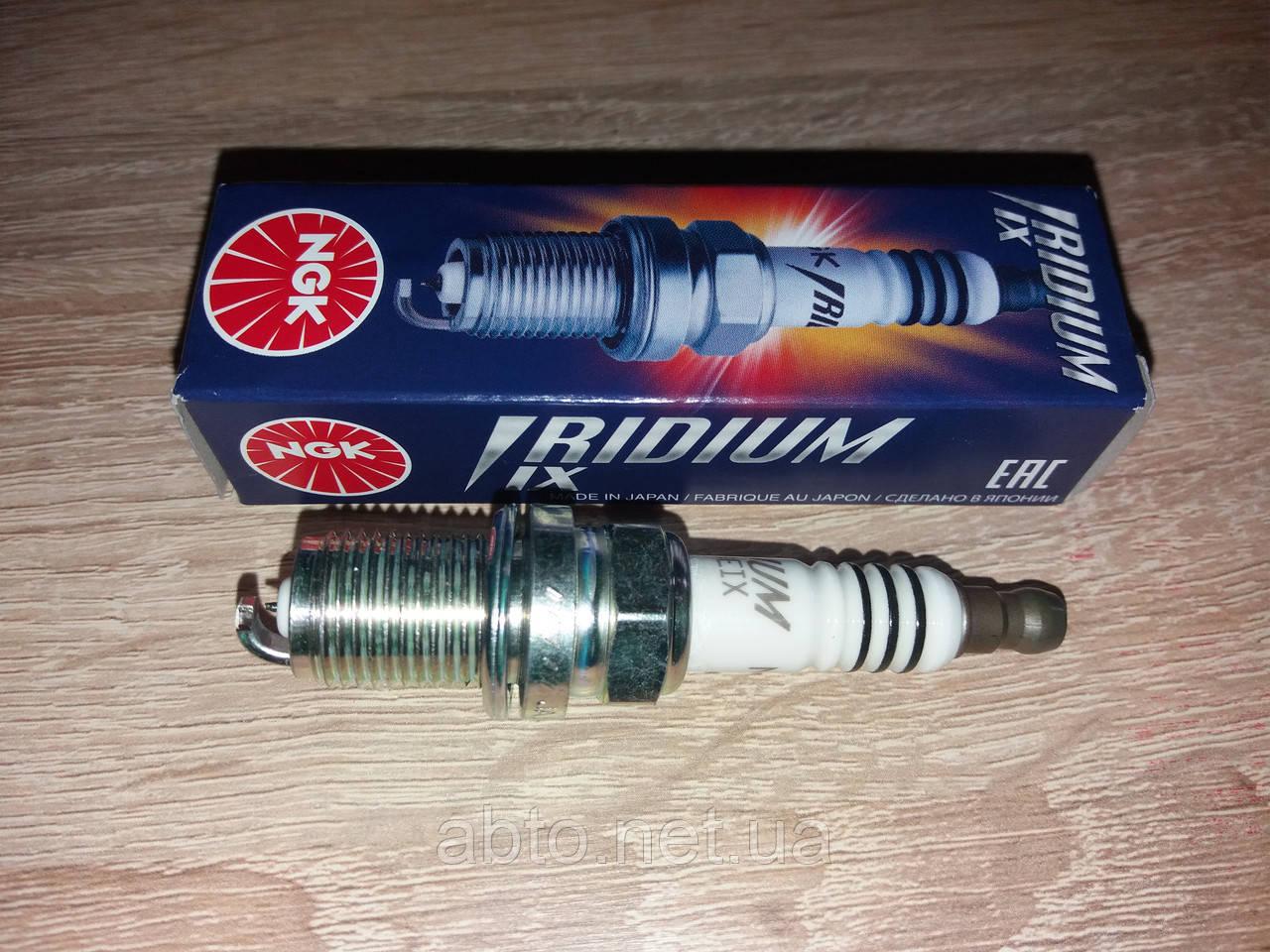Свічка запалювання іридієва NGK 2668 BKR8EIX