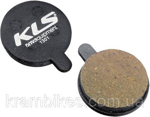 Колодки Disc KLS - D-13 organic