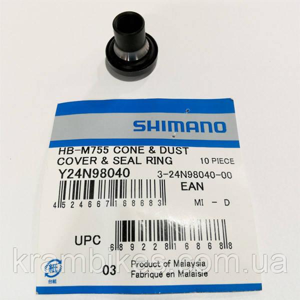 Конус передний Shimano - HB-M755 (для втулки HB-M756)