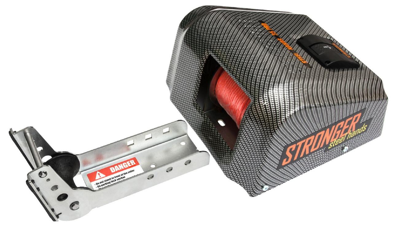 Лебідка Steel Hands 35 Pro безшумним скидання