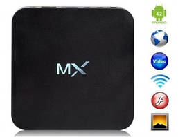 Android TV BOX MX двухъядерный процессор