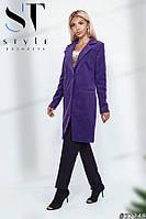 Пальто женское демисезон , норма р.42,44,46,48  ST Style, фото 1
