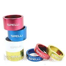 Проставочное кольцо Spelli 10мм Красный