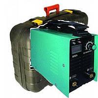 Инверторный сварочный аппарат Puls MMA-200DB mini дисплей кейс, фото 1