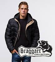 Braggart Dress Code 20849 | Теплая мужская куртка черная, фото 1