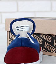 Кеды унисекс красные Vans Era (реплика), фото 3