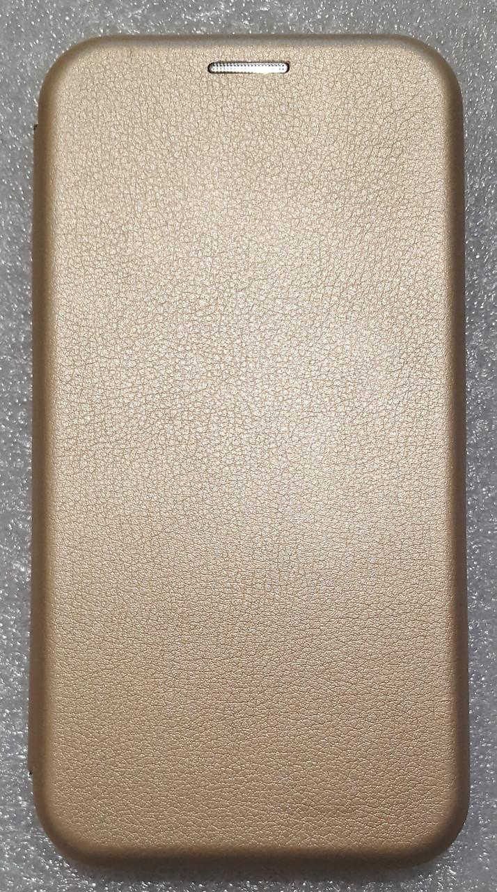Чехол книжка LEVEL (Kira) Xiaomi Redmi 4x gold