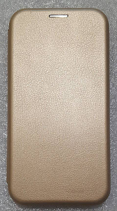 Чохол книжка LEVEL (Kira) Xiaomi Redmi 4x gold, фото 2