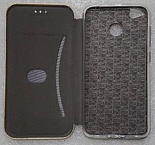 Чехол книжка LEVEL (Kira) Xiaomi Redmi 4x gold, фото 2