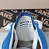 Кеды унисекс синие Vans Era (реплика), фото 5
