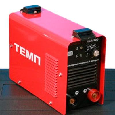 Сварочные аппараты темп 200 трехфазный стабилизатор напряжения отзывы