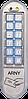 Кодовая клавиатура Arny AKP-162RF