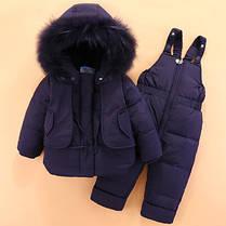 Детский зимний пуховик, фото 3