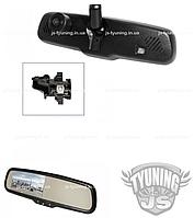 Зеркало заднего вида со встроенным Super HD видеорегистратором Gazer MMR7108