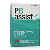 PB Assist Jr / БАД / «ПИ-БИ Ассист Джуниор» Комплекс пробиотиков и пребиотиков, 30 пакетов