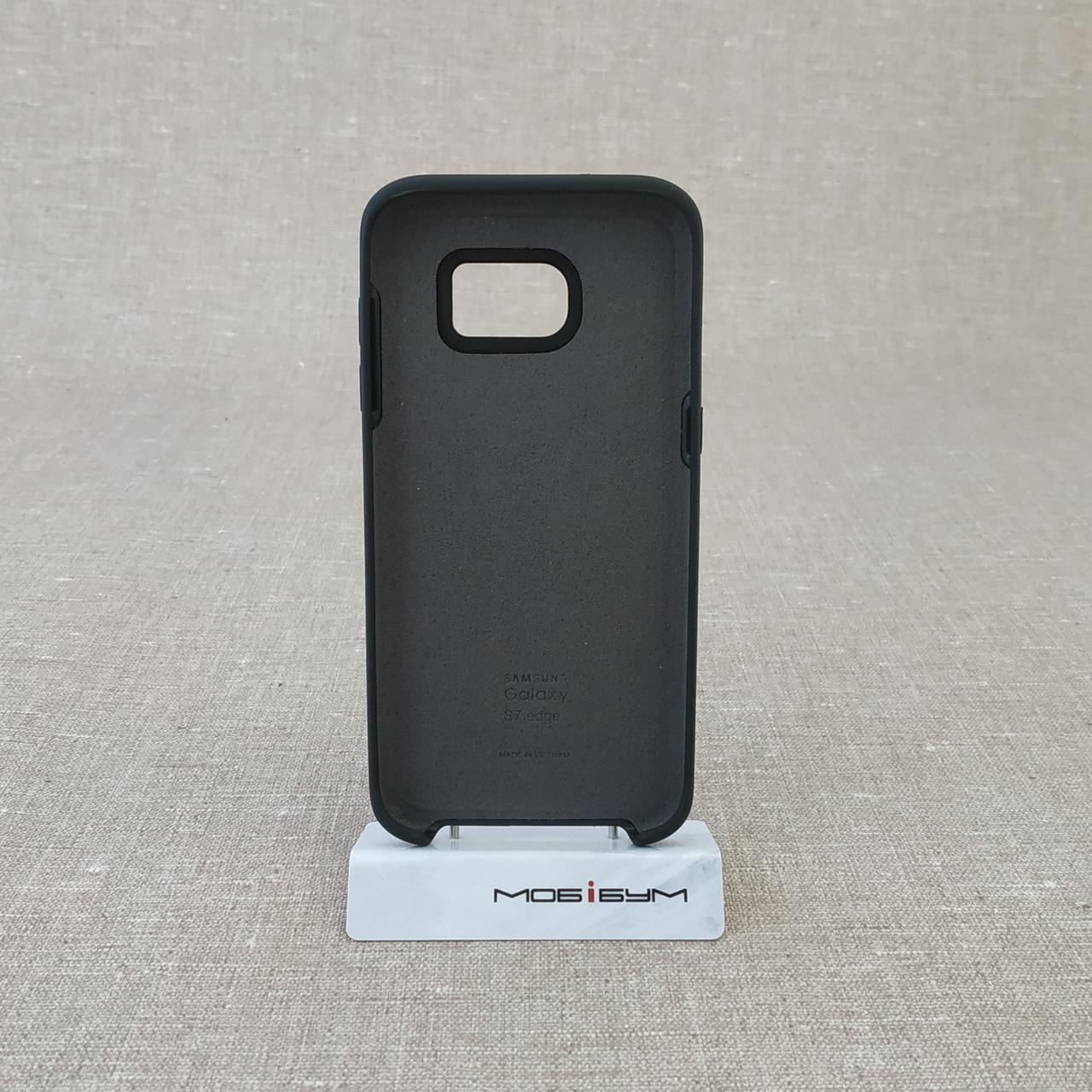 Original Soft Samsung Galaxy S7 Edge G935 black