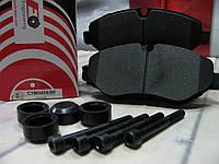 Тормозные колодки передние VW Crafter 2E0698151, фото 1