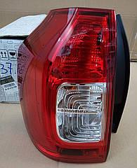 Ліхтар задній лівий Renault Logan MCV 2 (оригінал)