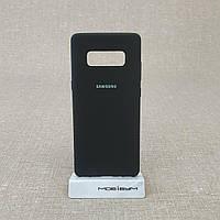Чехол Original Soft Samsung Galaxy Note 8 N950 black