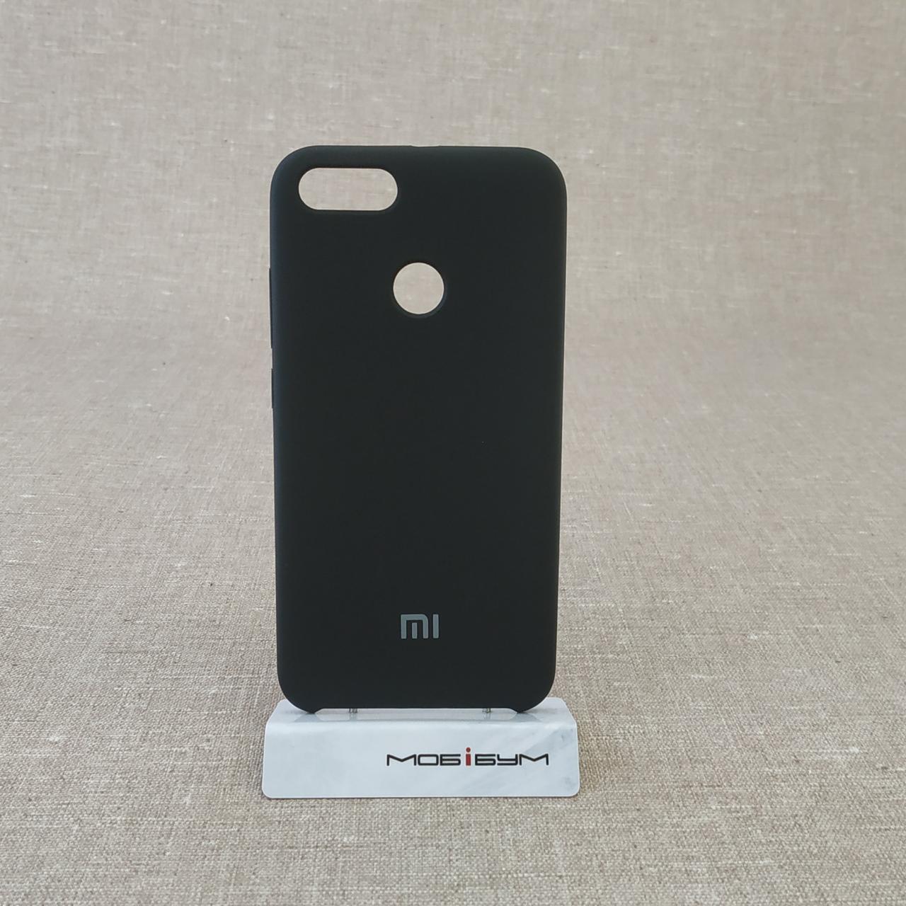 Чехол Original Soft Xiaomi Mi5x/A1 black