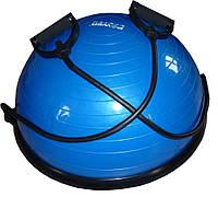 Балансировочная платформа PS - 4023 BALANCE BALL SET  Чехия, Овальная, Blue