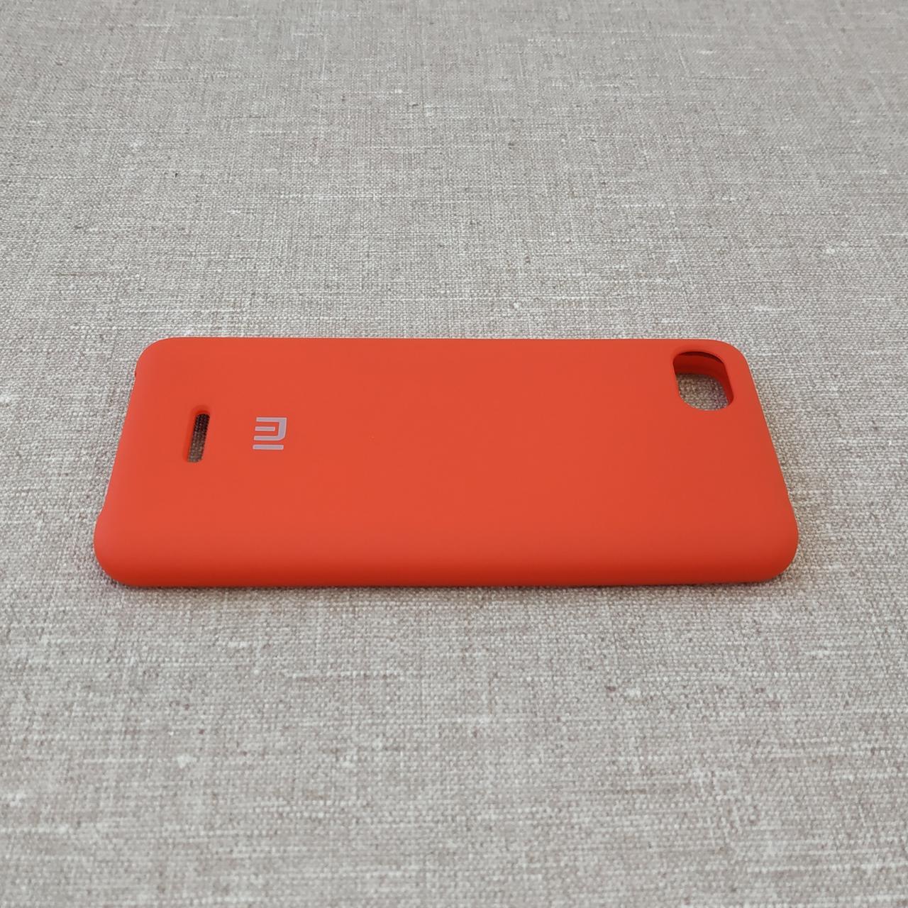 Original Soft Xiaomi Redmi 6a red