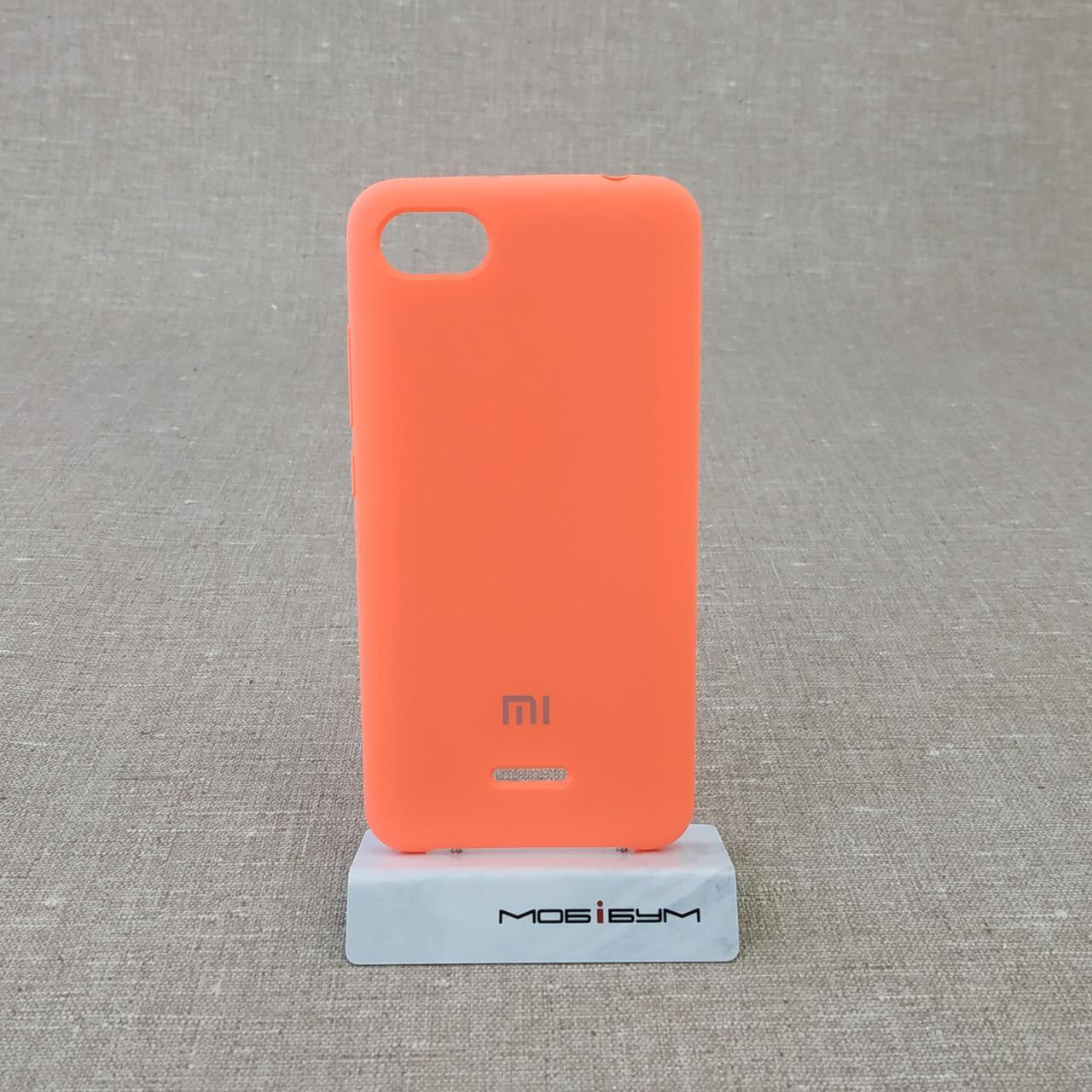 Чехол Original Soft Xiaomi Redmi 6a pink