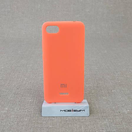 Чехол Original Soft Xiaomi Redmi 6a pink, фото 2