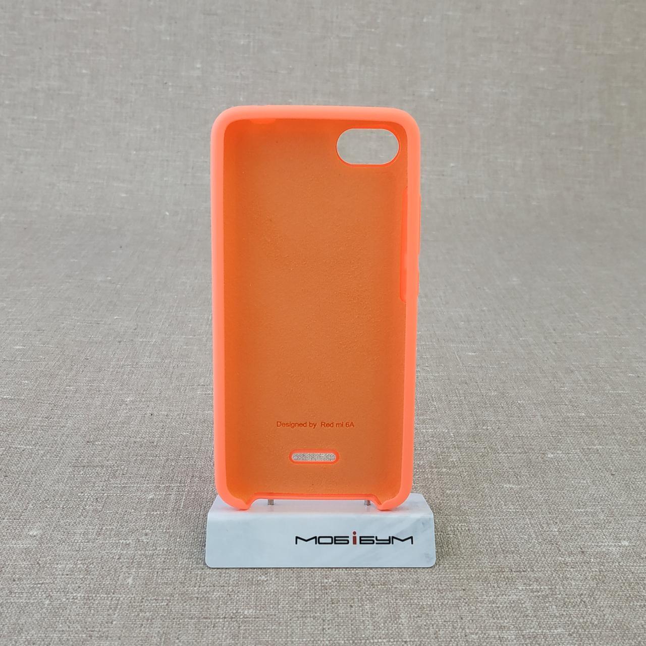 Чехол Original Soft Xiaomi Redmi 6a pink 6A Для телефона