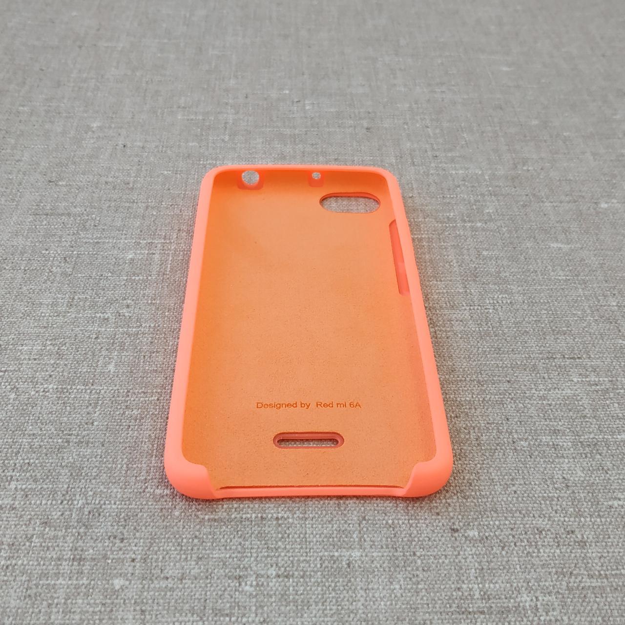 Чехлы для Xiaomi Redmi 6A Original Soft 6a pink Для телефона