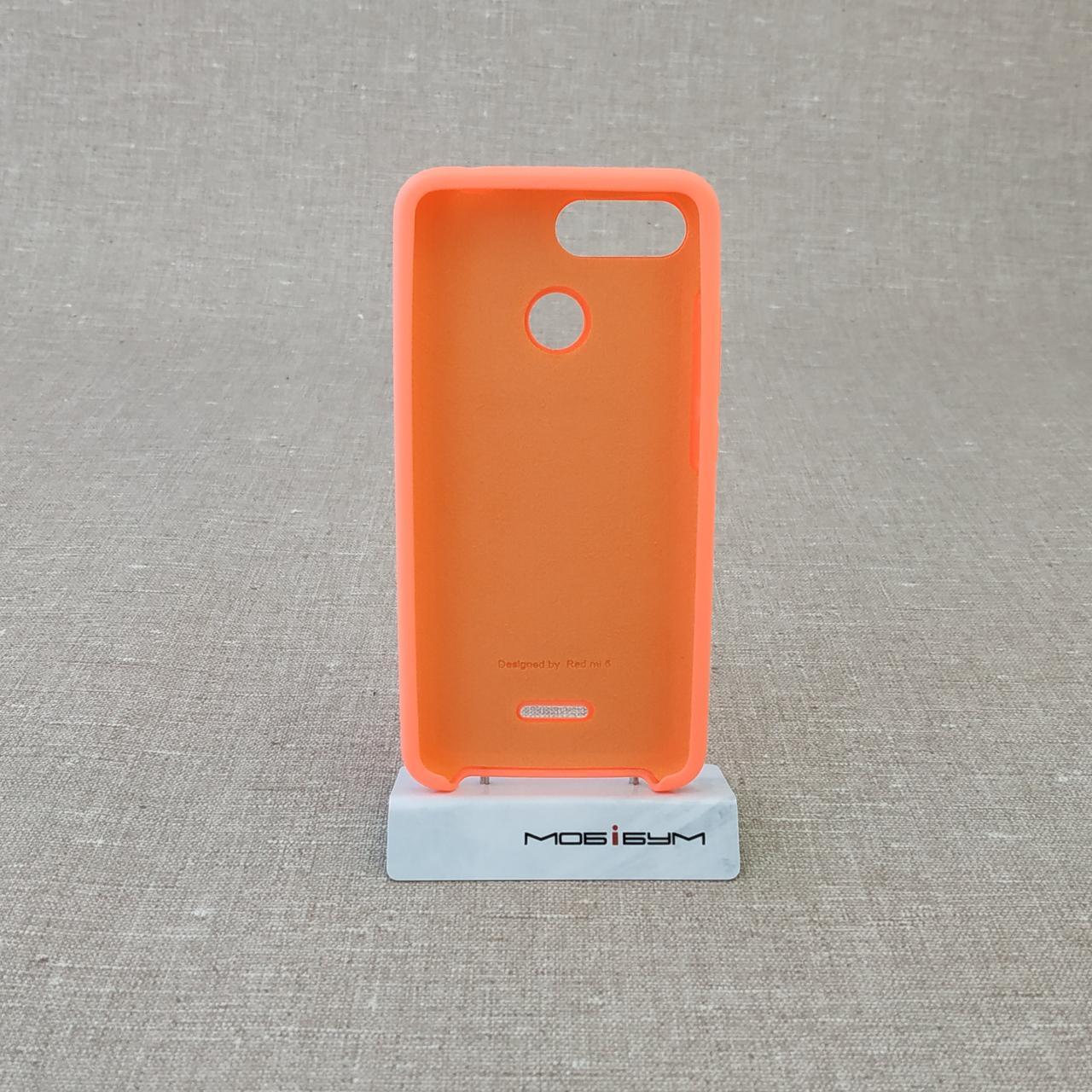 Чехол Original Soft Xiaomi Redmi 6 pink
