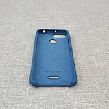 Чехол Original Soft Xiaomi Redmi 6 dark blue, фото 4