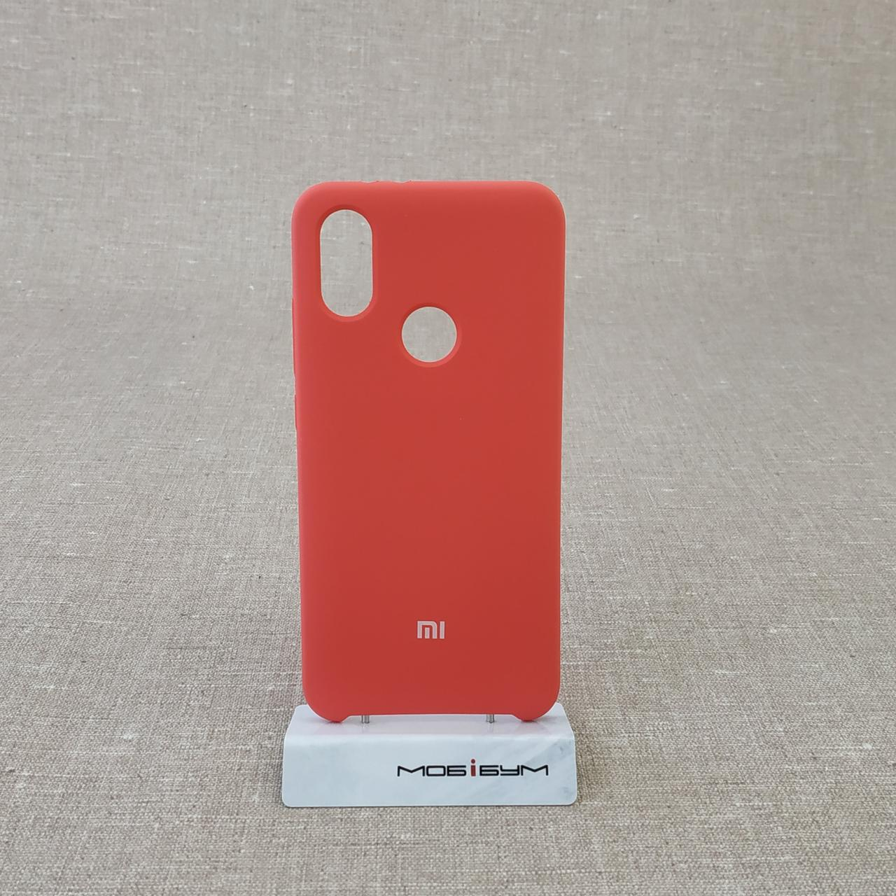 Чехол Original Soft Xiaomi Mi6x/A2 red