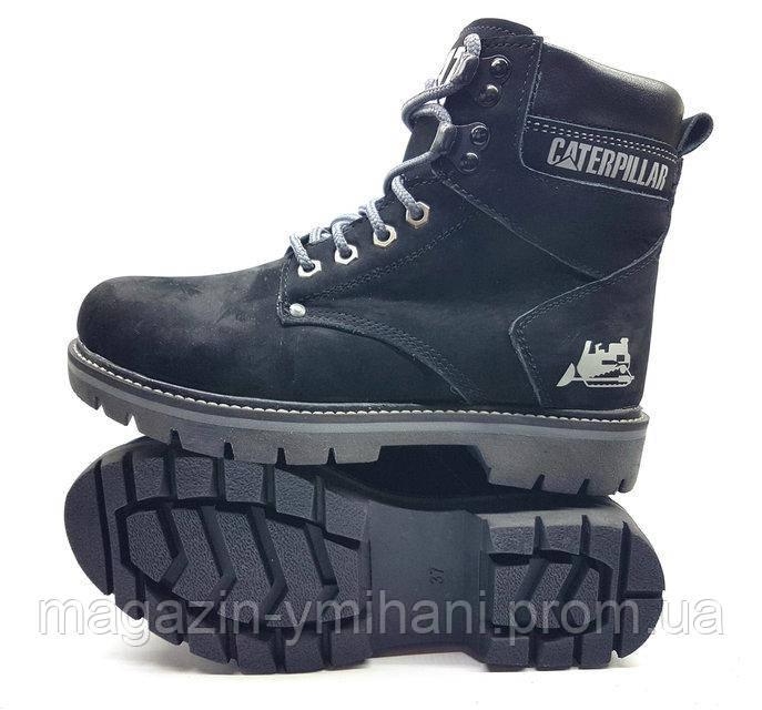 Детские подростковые зимние ботинки CAT. Украина  продажа, цена в ... 80ccdf0b67d
