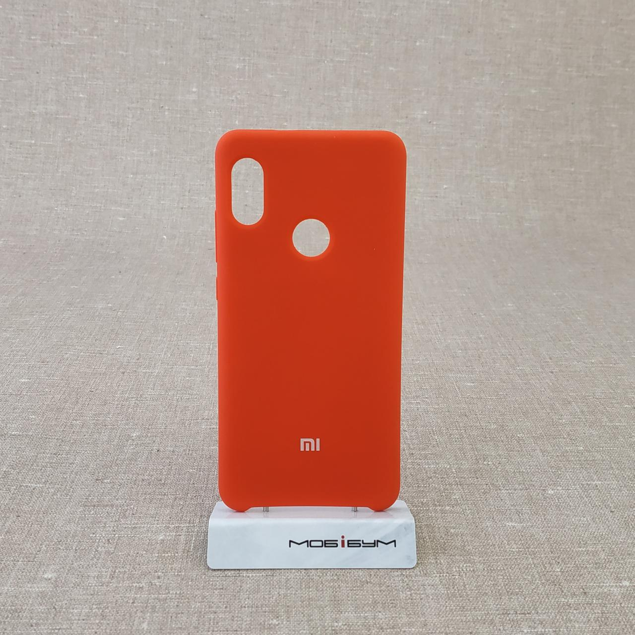 Чехол Original Soft Xiaomi Redmi Note 5/5 Pro red
