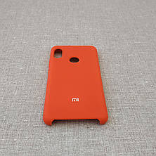 Чехол Original Soft Xiaomi Redmi Note 5/5 Pro red, фото 3