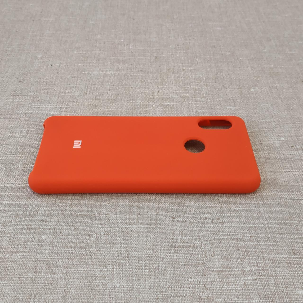 Чехол Original Soft Xiaomi Redmi Note 5 Pro red
