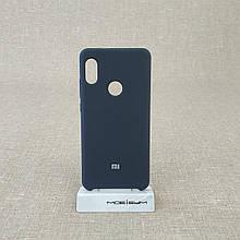 Чехол Original Soft Xiaomi Redmi Note 5/5 Pro dark blue