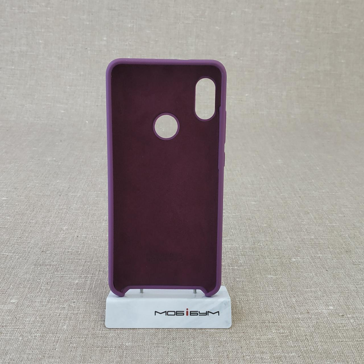 Original Soft Xiaomi Redmi Note 5 Pro violet
