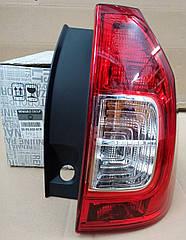 Ліхтар задній правий Renault Logan MCV 2 (оригінал)