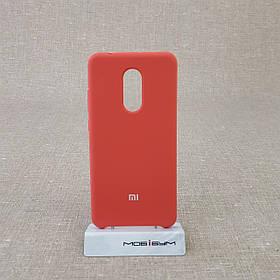 Чехол Original Soft Xiaomi Redmi 5 Rose Red