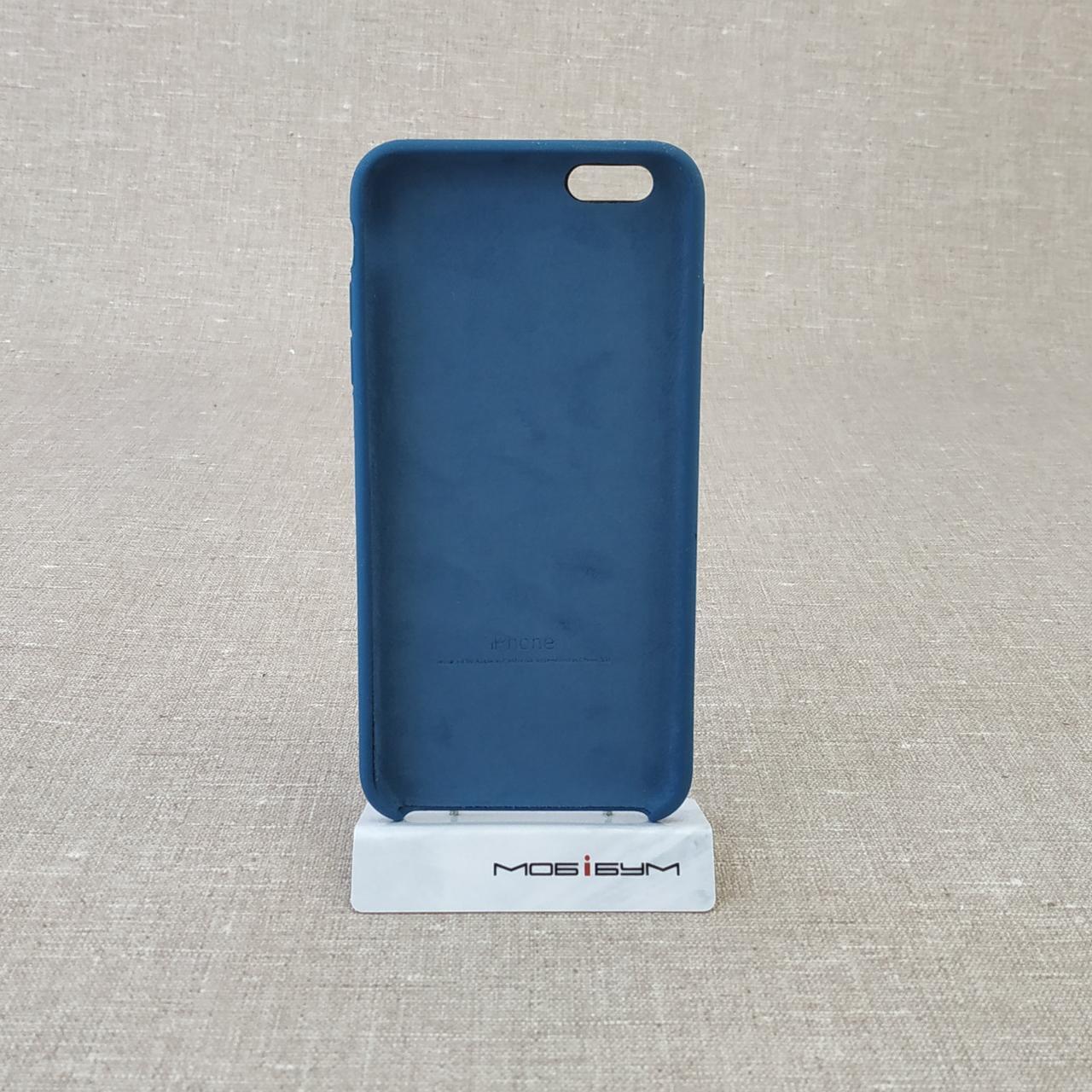 Накладка Apple iPhone 6 Plus blue
