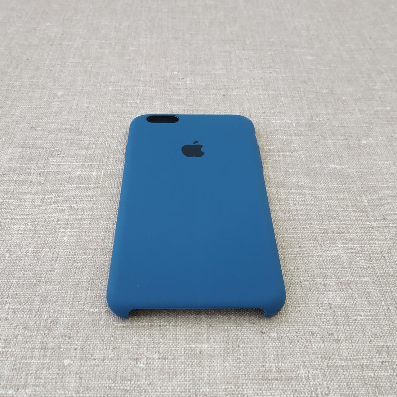 Накладка Apple iPhone 6 Plus blue Для телефона