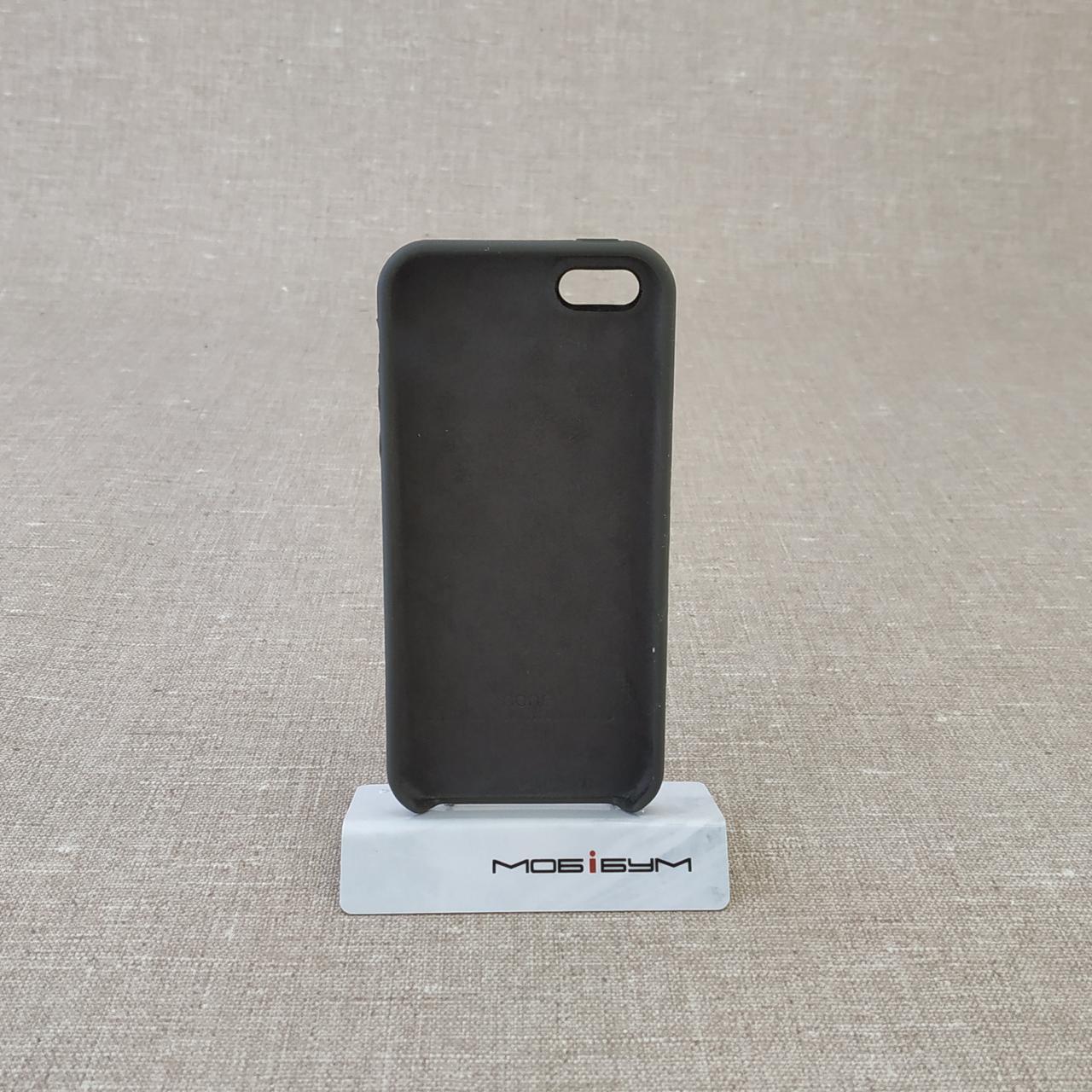 Накладка Apple iPhone SE 5 coffe 5s Для телефона Коричневый Чехол