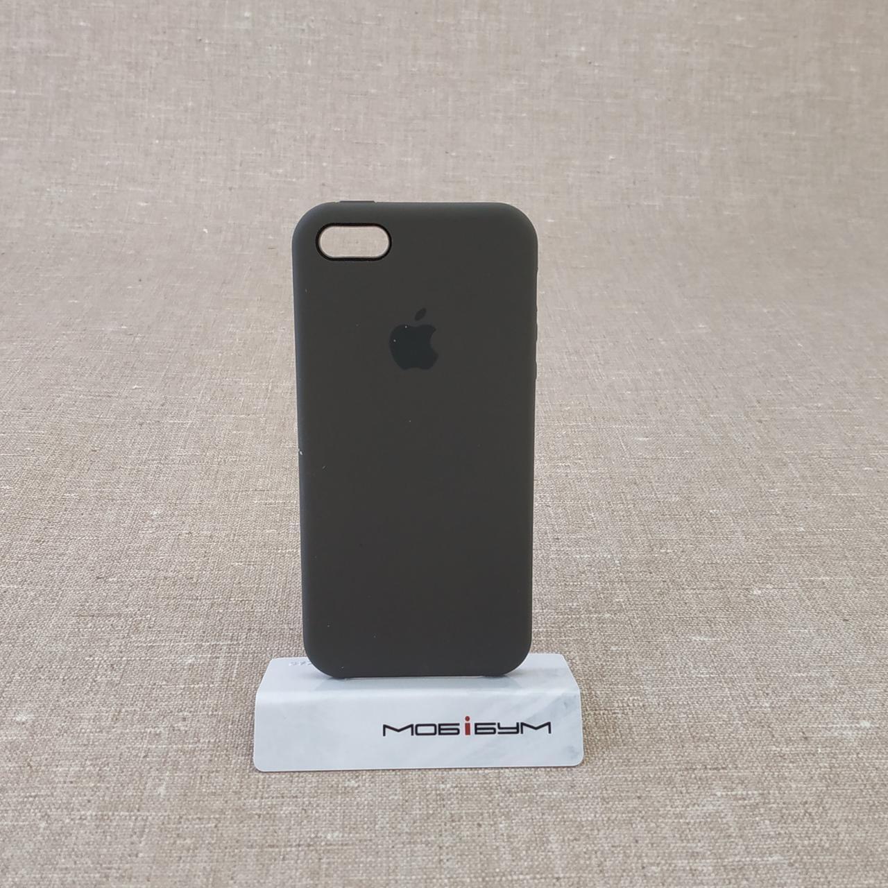 Накладка Apple iPhone SE/5s/5 coffe