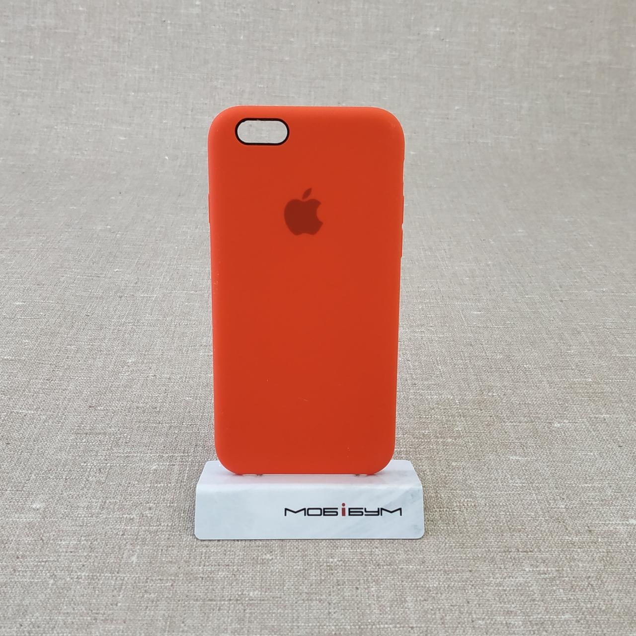 Накладка Apple iPhone 6 red