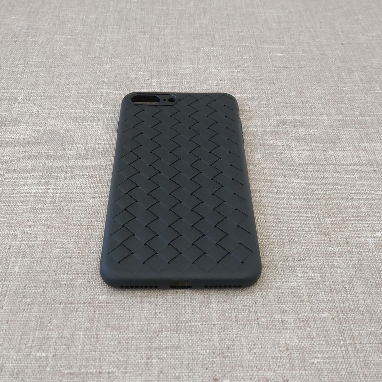 Накладка Proda Tiragor iPhone 7 Plus black Для телефона