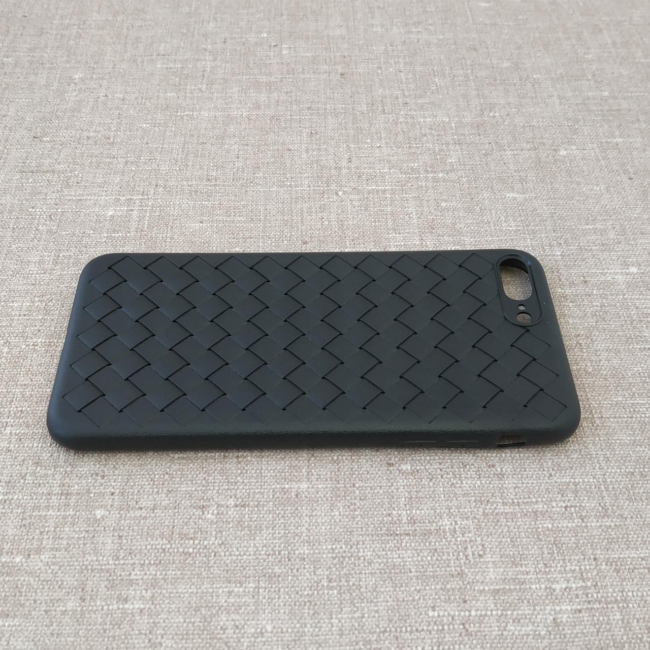 Накладка Proda Tiragor iPhone 7 Plus black Для телефона Чехол
