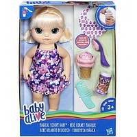 Кукла Hasbro Baby Alive Малышка с мороженым (C1090) , фото 1