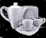 Чайный сервиз  рифленый 4 предмета, фото 3